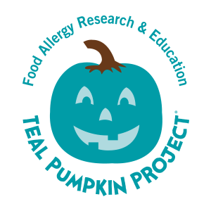 Make your Halloween Glow in your decor and the treats you pass out for trick-or-treat. Be part of the Teal Pumpkin Project® with food-free options. #ad