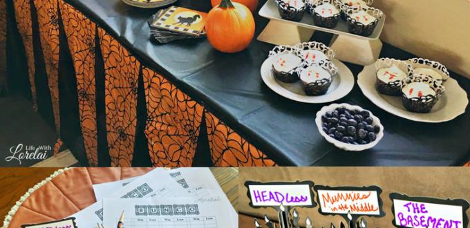 Halloween Girls' Night Bunco Party – Fun, Easy To Host