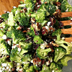 Broccoli Salad Recipe Only 5 Ingredients