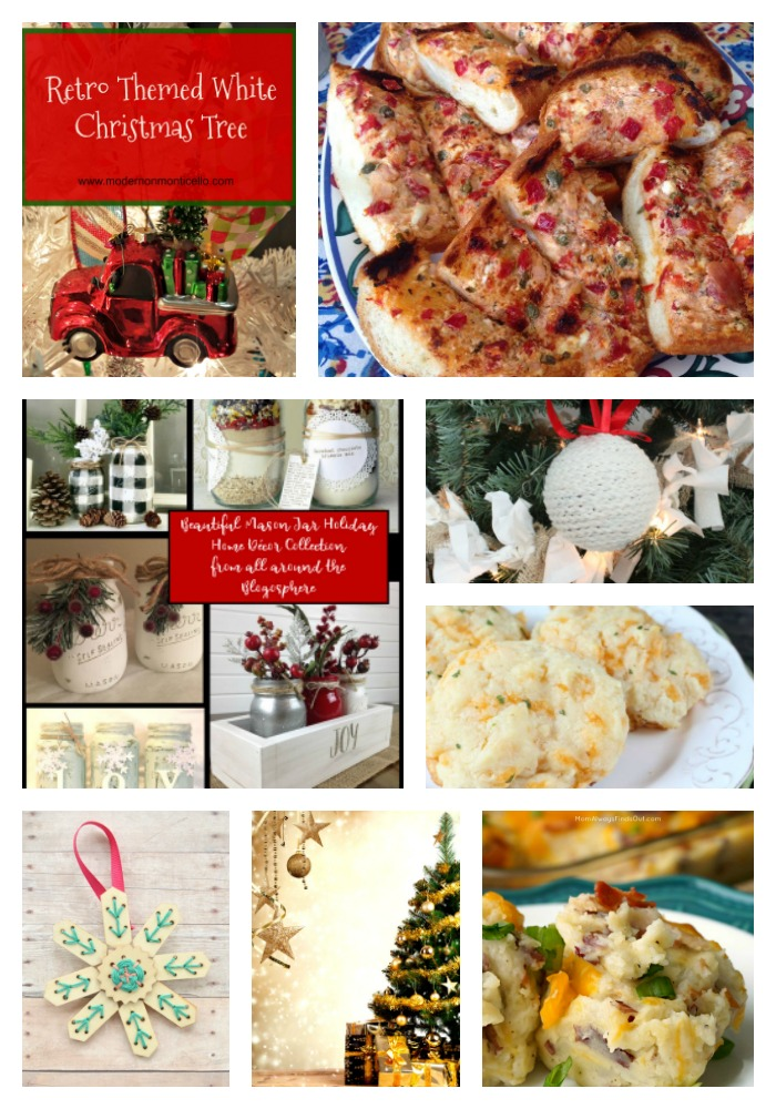 Come join the fun and link your blog posts at the Home Matters Linky Party 164. Find inspiration recipes, decor, crafts, organize -- Door Opens Friday EST.