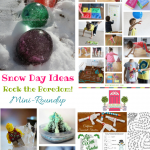 Snow Day Ideas – Rock the Boredom + HM #171
