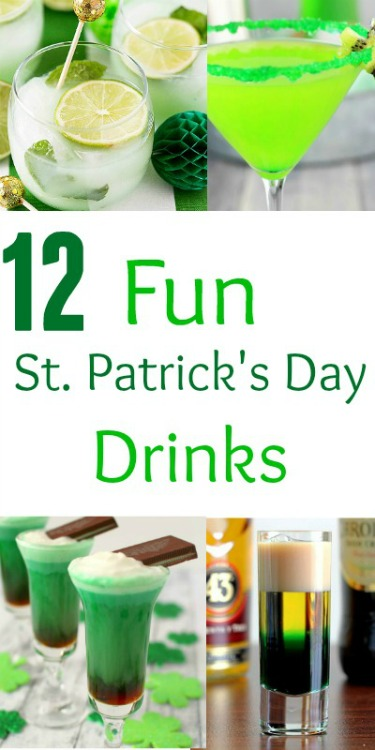The Leprechauns are having fun sharing all sorts of St. Patrick's Day Ideas. Get your green on and kiss the Blarney Stone. Find great food, decorating and party ideas, and more. Plus link up at Home Matters with recipes, DIY, crafts, decor.