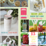 Mason Jar DIY Ideas Dadgum That's Good! +HM #173