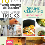 Spring Cleaning Tips and Ideas + HM #177