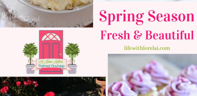 Spring Season – Fresh and Beautiful + HM #175