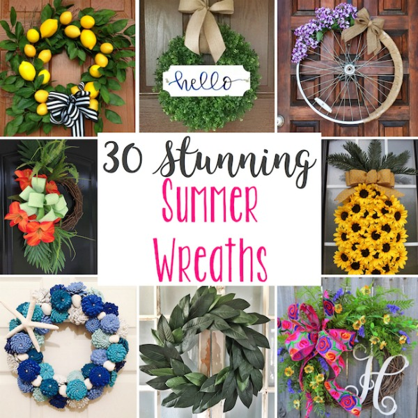 Let's get inspired and creative with summer style decor for your home and garden. Find all sorts of summer decorating ideas for your summer parties, BBQs, and more. Plus, link up at Home Matters with recipes, DIY, crafts, decor. #SummerDecor #HomeMattersParty