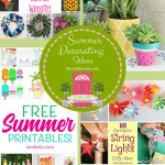 Summer Decorating Ideas + HM #185