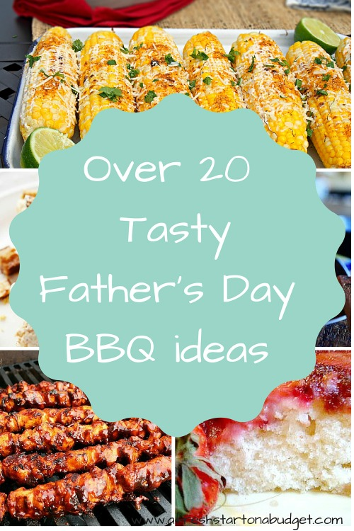 It's time to celebrate dad! Find great Father's Day ideas for gifts, food, and fun to make pop feel super special. Plus, link up at Home Matters with recipes, DIY, crafts, decor. Father's Day #FathersDay #Dad #HomeMattersParty