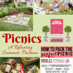 Picnics – A Relaxing Summer Pastime + HM #191