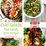 Cool Salads That Satisfy Your Hunger + HM 198