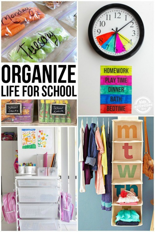 Get ready for back-to-school with awesome ideas. Plus link up at Home Matters with recipes, DIY, crafts, decor. #BacktoSchool #Back2School #HomeMattersParty
