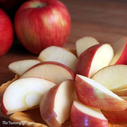 It's delicious apple season! Get apple ideas for recipes, crafts, decor, diy, and more. Plus, link up at Home Matters. #Apple #AppleIdeas #HomeMattersParty