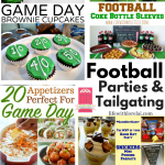 Football Parties and Tailgating + HM #207