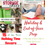 Holiday/End-of-Year Prep + HM #211