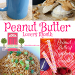 Peanut Butter Lovers Month + HM #209