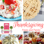 Thanksgiving Feasts and Family + HM #210