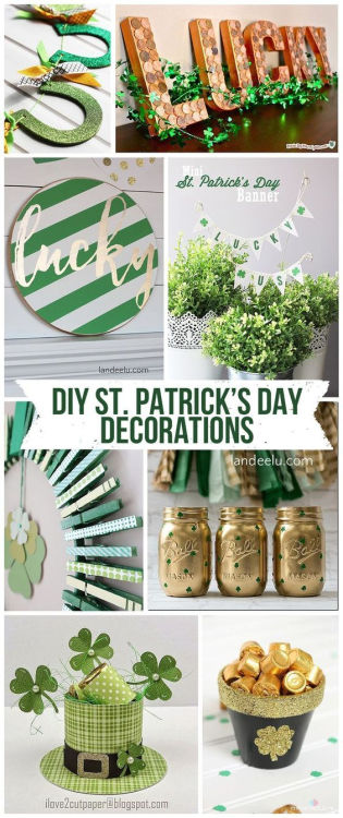 Get your green on with these St. Patrick's Day Fun Ideas! Plus, link up at Home Matters. #StPatricksDay #StPatricksDayIdeas #HomeMattersParty