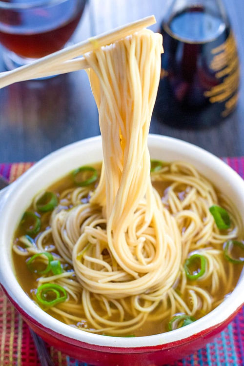 It's National Noodle Month! Noodles for everything - homemade, recipes, crafts, you name it. Plus, linkup @ Home Matters. #Noodles #Noodle #HomeMattersParty