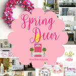 Spring Decor Fresh and Beautiful + HM #224