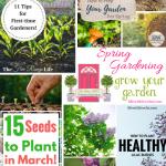 Spring Gardening – Grow Your Gardens + HM #223