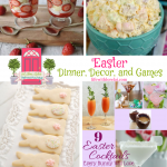 Easter Dinner, Decor, and Games + HM #227