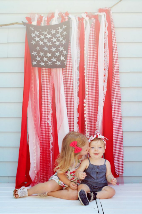 July Fourth is the time to celebrate America with recipes, games, & decor ideas! Plus linkup at Home Matters. #julyfourth #independenceday #homemattersparty