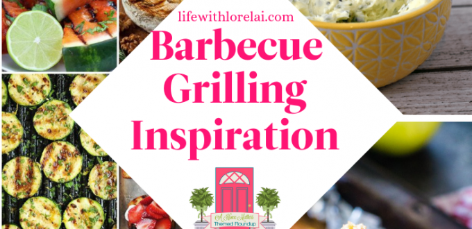 It's barbecue grilling season! Get tasty tips and inspiration, plus link up @ Home Matters with recipes, DIY, decor. #barbecue #grilling #HomeMattersParty