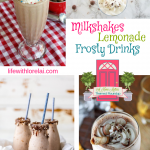 Milkshakes, Lemonade, Frosty Drinks + HM #242