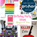 Birthday Party Ideas Unique and Fun + HM #245