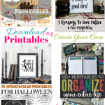 Printables – Download or Create Your Own + HM #249