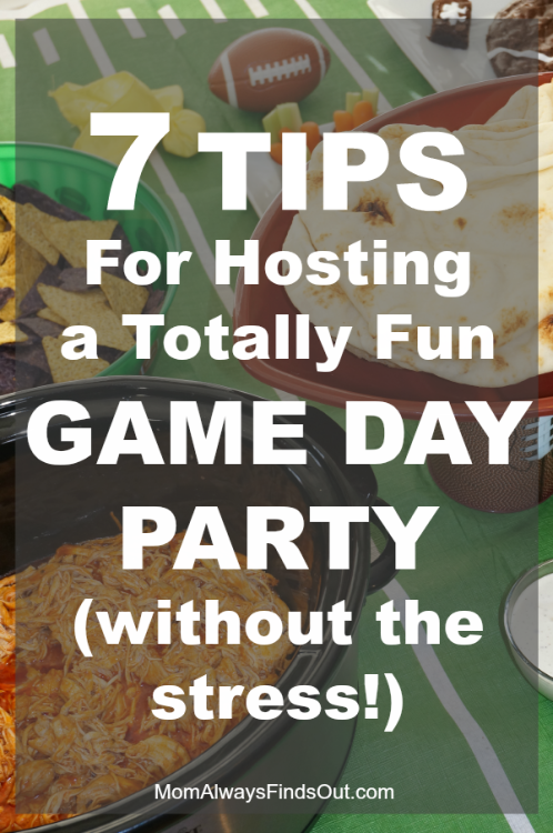 Top tailgating ideas for fall sports at the field or home. Linkup at Home Matters with recipes, DIY, decor, more. #tailgating #FallTailgating #HomeMattersParty