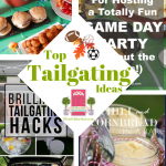 Top Tailgating Ideas for Fall Sports + HM #254