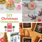 DIY Christmas Ornaments for the Holidays + HM #259