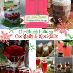 Christmas Holiday Cocktails and Mocktails + HM #261