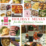 Holiday Meals for the Christmas Season + HM #262