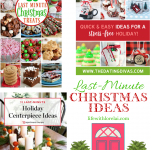Last Minute Christmas Ideas + HM #263
