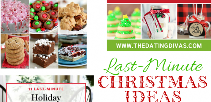 Save the holidays with these Last Minute Christmas Ideas! Plus, link up at Home Matters. #LastMinuteChristmas #Christmas #HomeMattersParty